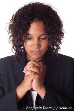 Wann hilft Beten und positives Denken?