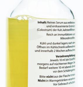 Colostrum schützt vor Grippe, Infektionen und Krankheiten